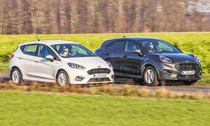 Ford Fiesta/Ford Puma