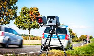 Poliscan Speed – mobiler Blitzer
