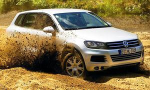 VW Touareg ||: Gebrauchtwagen kaufen