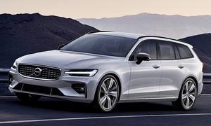 Volvo V60 R-Design (2018)