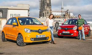Renault Twingo Electric/Renault Twingo TCe 90