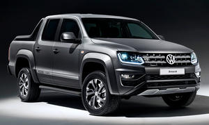 VW Amarok Dark Label (2017)