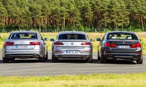 Audi A6/BMW 530i/VW Arteon