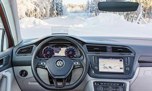 Beheizbare Frontscheibe von VW