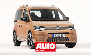 VW Caddy (2020)