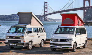 30 Jahre VW California