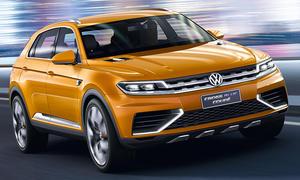 VW Cross Blue Coupé
