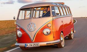 VW e-Bulli T1 Samba (1966) von E-Classics