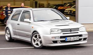 VW Golf III Rallye A59 (1993)
