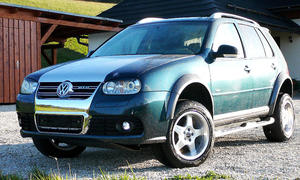 VW Golf 4 Country