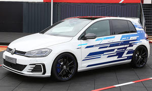 VW Golf GTE Performance Concept