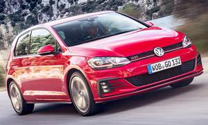 VW Golf 7 GTI performance Facelift (2017)