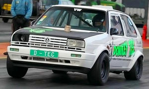 VW Golf II DonkeyTec