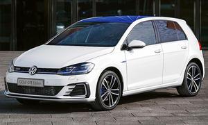 VW Golf GTE GTE Edition (2019)