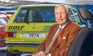 VW Golf: Name vom Pferd
