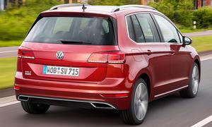 VW Golf Sportsvan Facelift (2017)