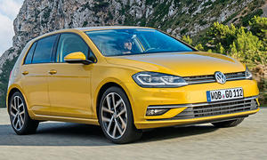 VW Golf 2.0 TDI BlueMotion Technology