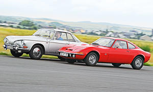 VW Karmann-Ghia Typ 34 vs. Opel GT 1900: Classic Cars