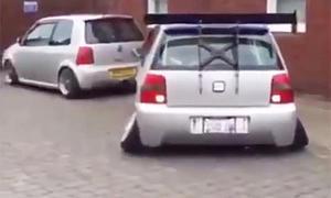 Seat Arosa/VW Lupo (Hobbytuning)