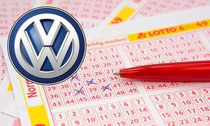 VW-Mitarbeiter im Lotto-Glück