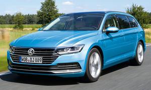 VW Passat Variant (2021)