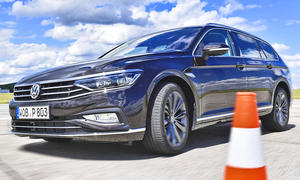 VW Passat Variant Facelift: Test