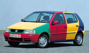 VW Polo Harlekin (1995)
