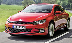 VW Scirocco Facelift (2014)