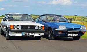 VW Scirocco/Opel Manta: Classic Cars