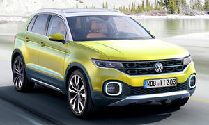 VW T-Cross (2018)