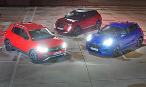 VW T-Cross/Peugeot 2008/Ford Puma