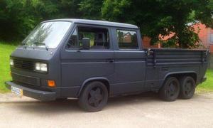 VW T3 Doka