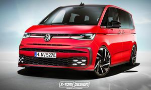 VW T7 GTI (Illustration)