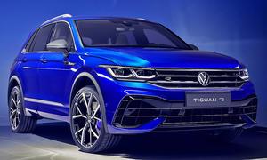 VW Tiguan R (2020)
