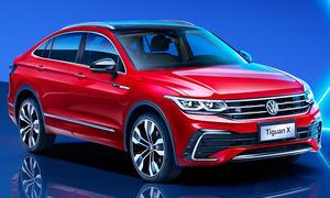 VW Tiguan X (2020)
