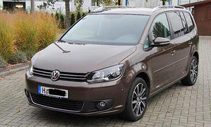 VW Touran Verkaufsinserat