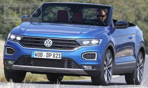 VW T-Roc Cabrio (2020)