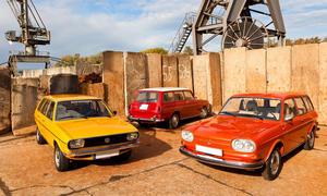 VW Typ 3, Typ 4 & Passat Variant: Classic Cars