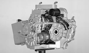 VW Zehngang-DSG Prototyp