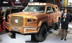 Warrior Motors