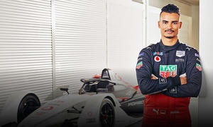 Pascal Wehrlein: Interview
