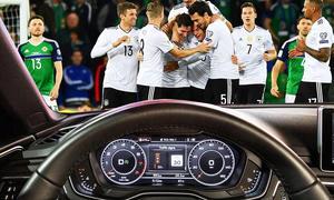 WM-Spiele im Autoradio