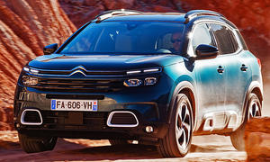 Citroën C5 Aircross: Test