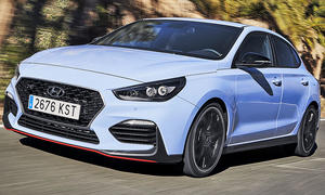 Hyundai i30 Fastback N Performance: Test