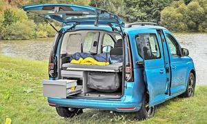 VW Caddy California (2020)