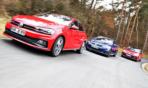 VW Golf GTI/VW Polo GTI/VW Up GTI