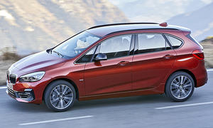 BMW 2er Active Tourer Facelift (2018)