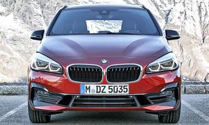 BMW 2er Active Tourer Facelift (2018)