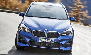 BMW 2er Gran Tourer Facelift (2018)