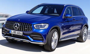 Mercedes-AMG GLC 43 4Matic Facelift (2019)